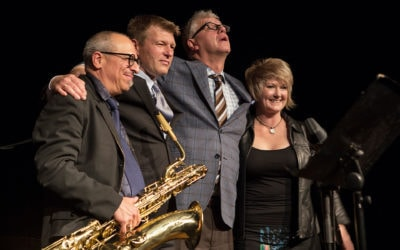 "Kommenden Montag in ""Jazz at its best"":"