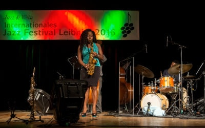 Tia Fuller Trio
