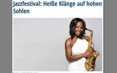 Online Presse – Auswahl Jazzfestival 2016