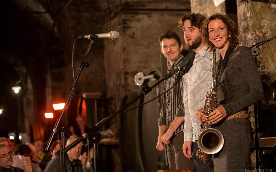 Tori Freestone Trio (GB), 2017