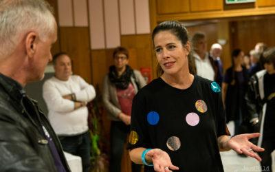 Ulla C. Binder, Jazzfotografie: Ausstellung und Workshop, 2017