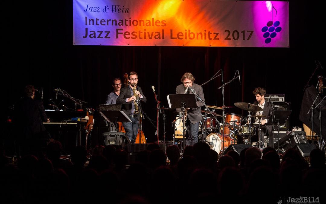 Ein Highlight des Jazzfestivals Leibnitz 2017 zum Wiederhören