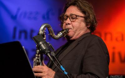 Émile Parisien Quartet & Louis Sclavis (F), 2017