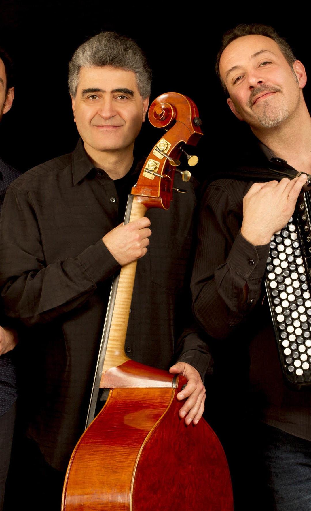 Renaud Garcia-Fons Trio – Revoir Paris (F) Sold out