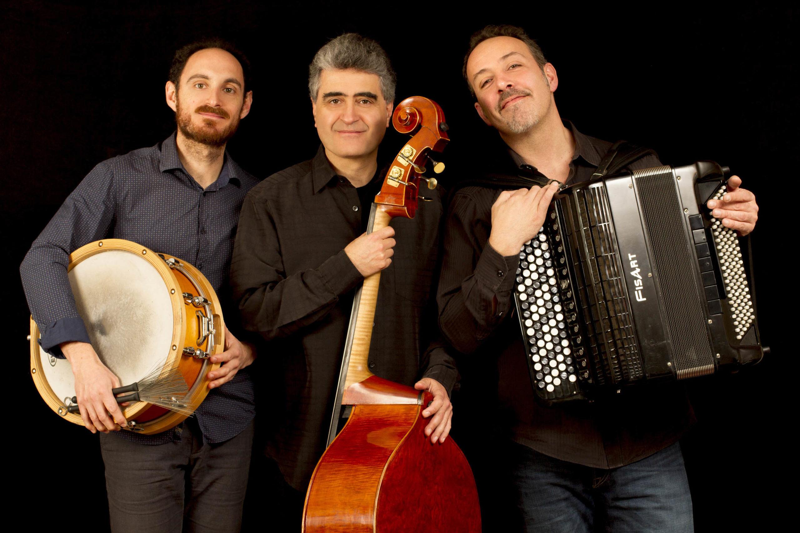 Ausverkauft: Renaud Garcia-Fons Trio